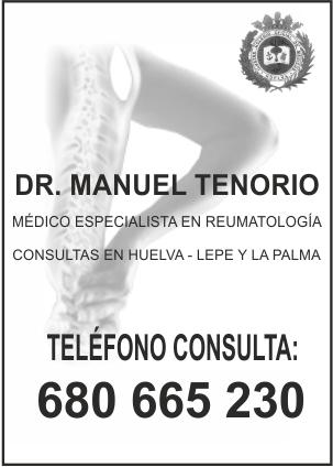 Dr. Manuel Tenorio