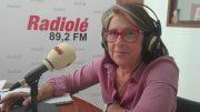 Mariana Otero en el Ayuntamiento en Directo