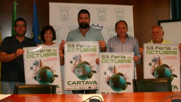 El turismo y la ganadería, ejes centrales de la 53 Feria de Octubre de Cartaya