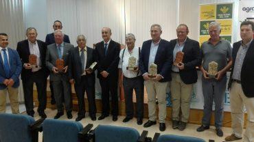 Agrocosta rinde homenaje en su 25 aniversario a personas y entidades que han contribuido al desarrollo de la feria agrícola