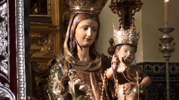 Traslado de la Virgen de la Bella a su ermita de El Terrón