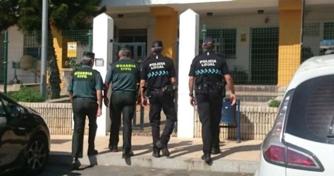 Cuatro detenidos por robos en vivienda en Lepe