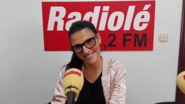 Bella Elisa Grao visita Radiolé antes de enfrentarse al Desafío Final