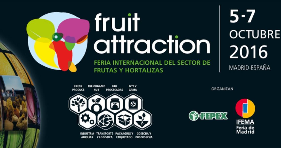 Las fresas y berries de Huelva se promocionan en Fruit Attraction 2016