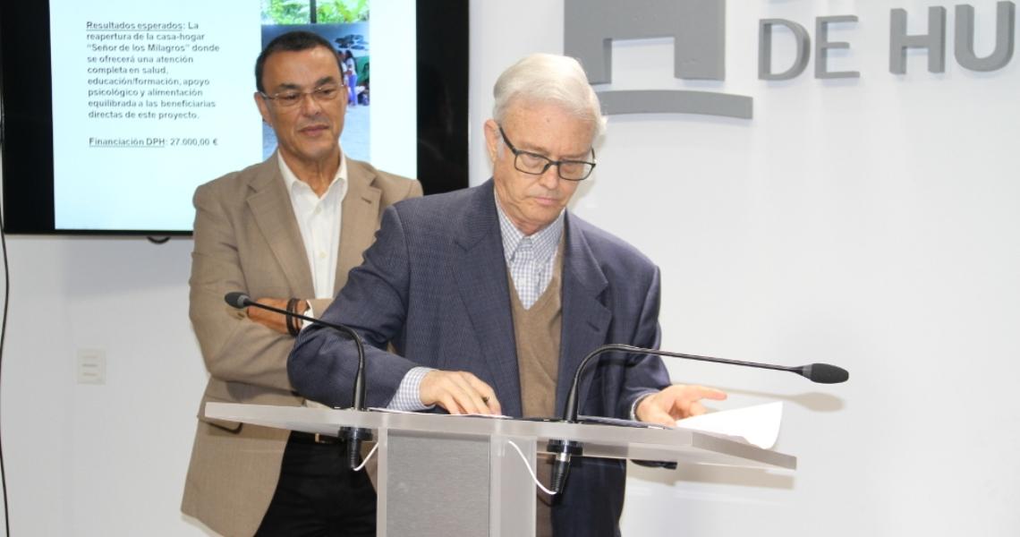 Diputación destina 110.000 euros a proyectos de cooperación en Guatemala, Paraguay y Perú
