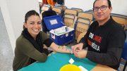 El AMPA del CEIP Oria Castañeda vuelve a colaborar en la campaña de donación de médula