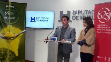 Diputación premiará al mejor Aceite de Oliva Virgen Extra de la provincia de Huelva durante la campaña 2016/2017