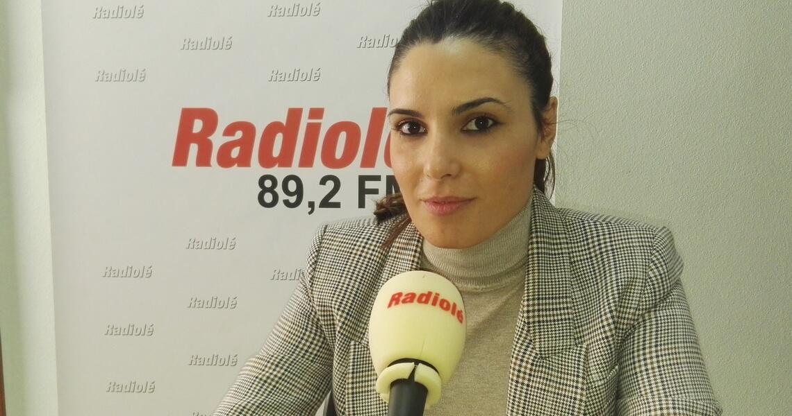 Ana Delgado en el Ayuntamiento en directo