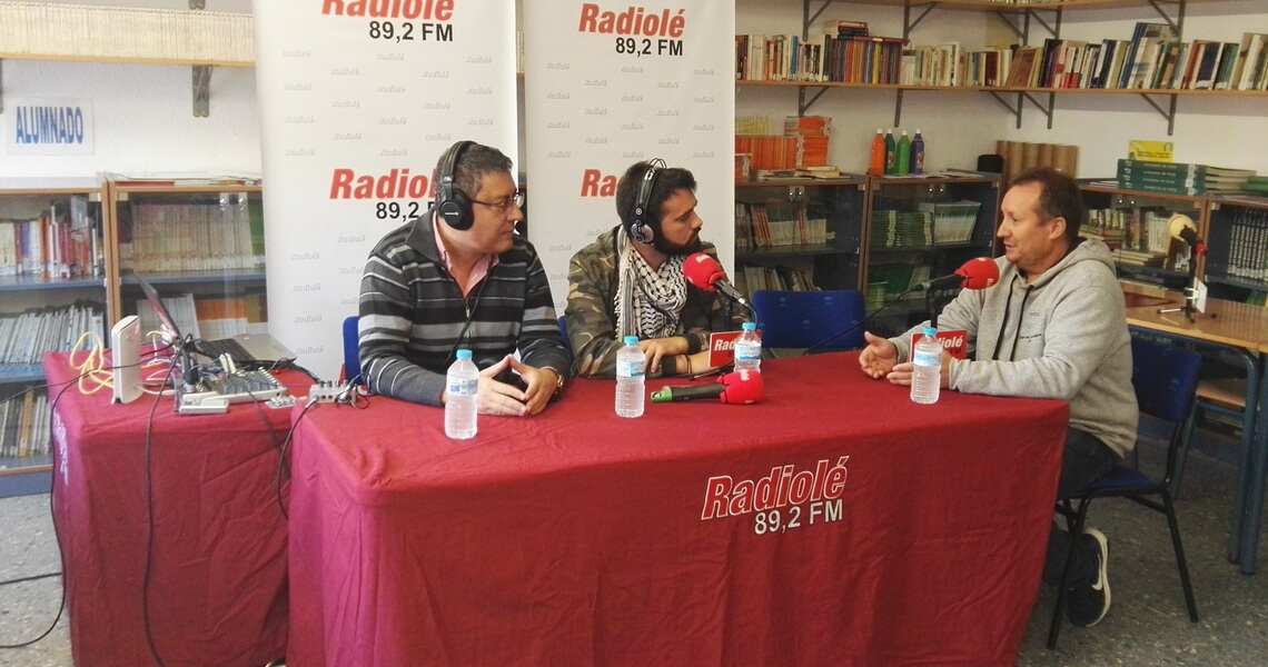 En Onda con la educación en Oria Castañeda