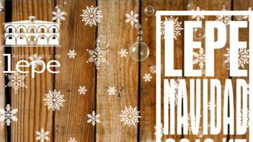Lepe da la bienvenida a la Navidad