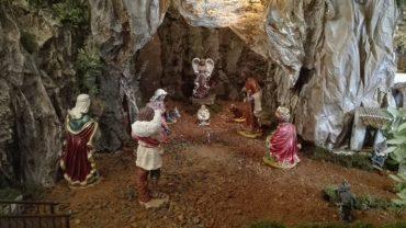 Belén de la Hermandad de San Roque de Lepe