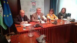 Cartaya y Profutex firman un convenio de colaboración