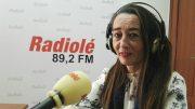 Mari Ángeles Lorenzo en el Ayuntamiento en Directo