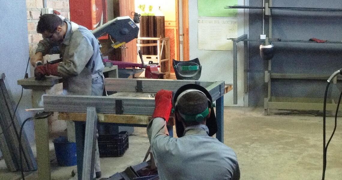 El CEFO de Islantilla prepara sus nuevos cursos formativos