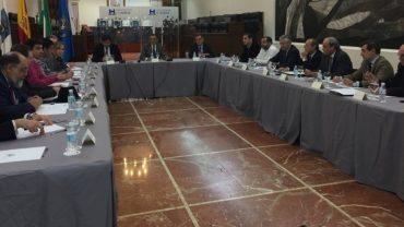 La Agrupación de Interés por las Infraestructuras tendrá como portavoz a Juan José García del Hoyo e instará al Gobierno central a que ejecute todas las inversiones licitadas para Huelva