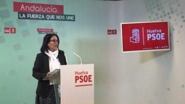 """El PSOE rechaza la subida del copago """"una medida del PP que ha supuesto que los pensionistas onubenses paguen más de 17 millones de euros en medicamentos"""""""