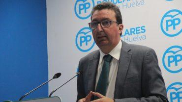 El PP exige a Susana Díaz que escuche de una vez el clamor de los onubenses por una sanidad digna