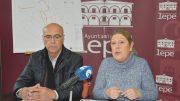El nuevo Plan de Ordenación del Tráfico de Lepe empezará a estar operativo a partir del día 21 de febrero