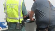 La Guardia Civil interviene 531 kilos de almeja japonesa no depurada para consumo humano en la localidad de Isla Cristina