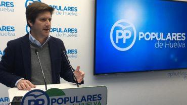 """El PP señala que la sentencia sobre fosfoyesos es """"un paso adelante"""" y afirma que Huelva debe aspirar a lo """"máximo"""""""
