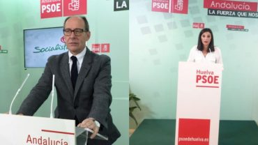 """PSOE de Huelva reprocha al Gobierno central que """"olvide a nuestra provincia y la deje fuera de la inversión que ha destinado para paliar los daños del temporal en playas"""""""