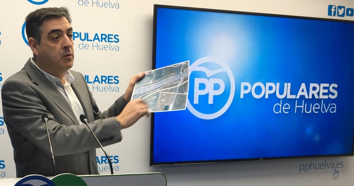 El PP emplaza a la Junta a abrir temporalmente el hospital Virgen Bella de Lepe mientras acaban las obras del CHARE