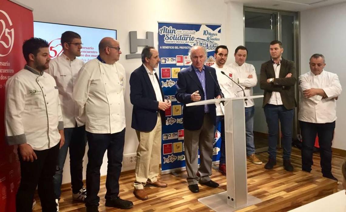 """Atún Solidario"" cena a beneficio de APAMYS"