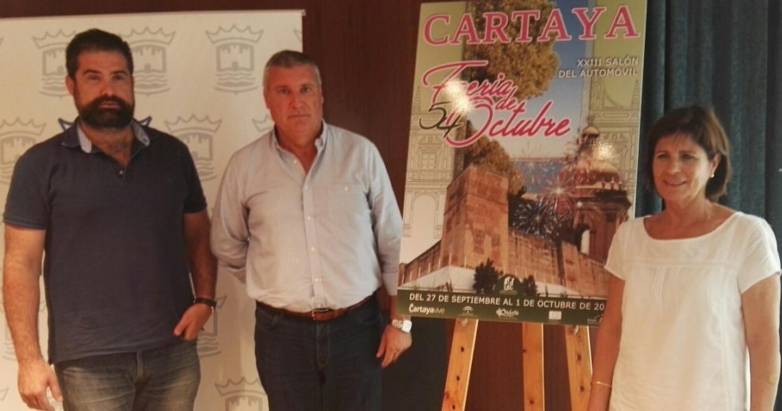 LA 54 Feria de Octubre estará dedicada al 600 Aniversario del Catillo de los Zúñiga