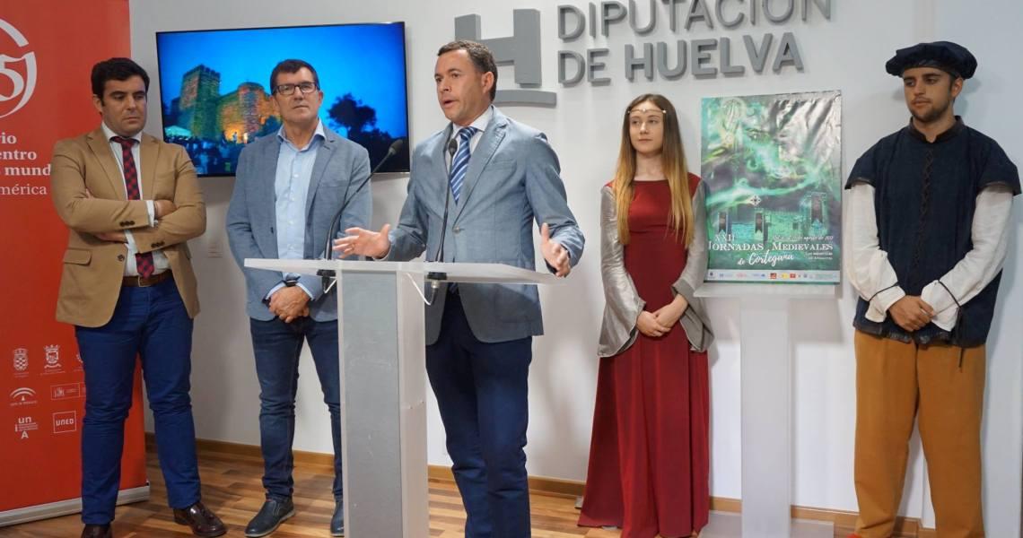 """XXII Jornadas Medievales de Cortegana, """"El Quinto Elemento"""""""