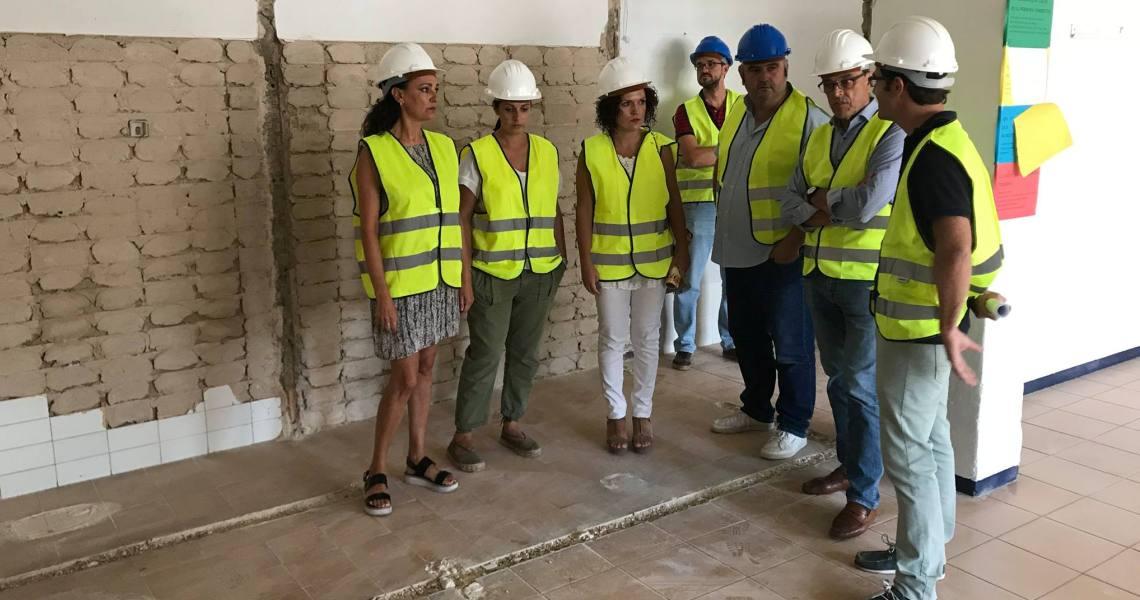 Comienzan las obras del Centro Comarcal de Servicios Sociales Comunitarios del Cinturón Agroindustrial