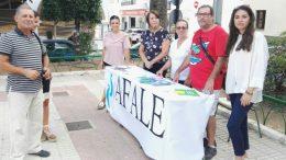 AFALE DIA CONTRA EL ALZHEIMER