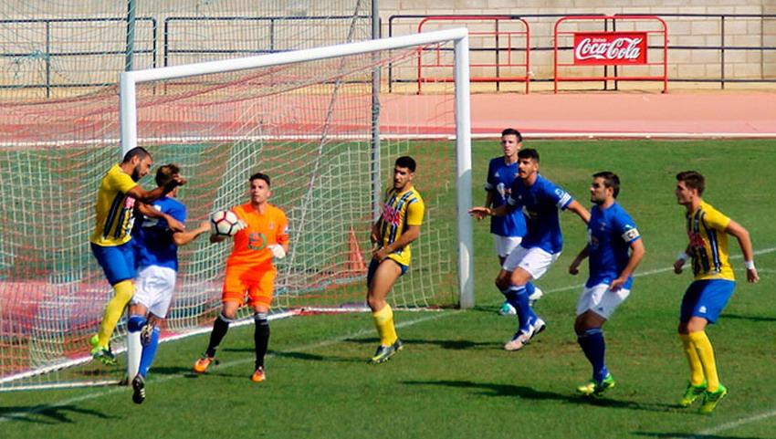 El Isla Cristina CF ganaba los tres puntos en juego en la División de Honor.