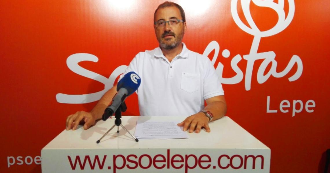 El PSOE de Lepe emprenderá acciones judiciales contra el Equipo de Gobierno