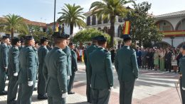 ACTOS GUARDIA CIVIL LEPE