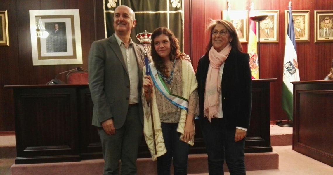 El Consejo Local de Infancia elige a Helena Llanos Alcaldesa Infantil de Lepe en el Día Internacional del Niño