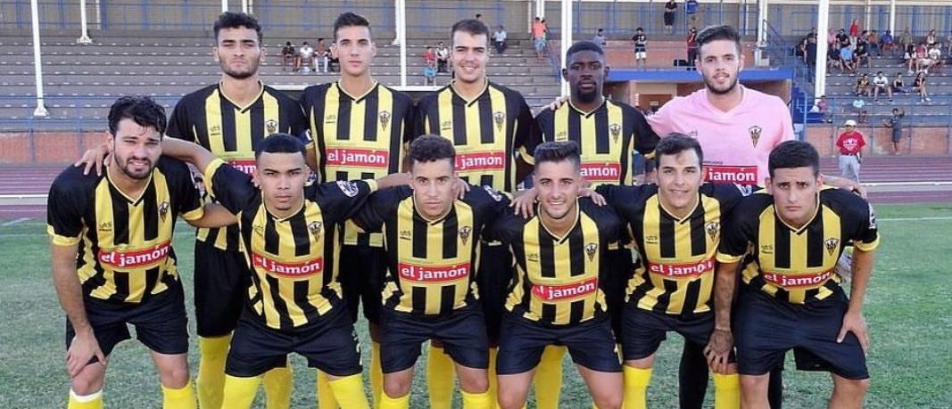 El San Roque juega hoy un amistoso e Gibraleón