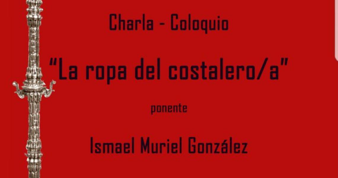 """""""La Ropa del Costalero/a"""" por Ismael Muriel"""