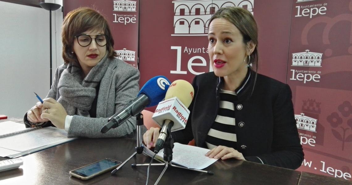 El Ayuntamiento de Lepe recibe una subvención de 207.116 euros para la integración de personas jóvenes en el mercado de trabajo