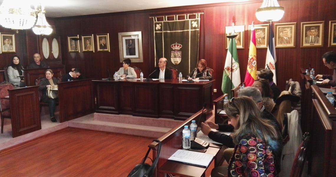 El Pleno del Ayuntamiento de Lepe aprueba el Presupuesto Municipal para el ejercicio 2018
