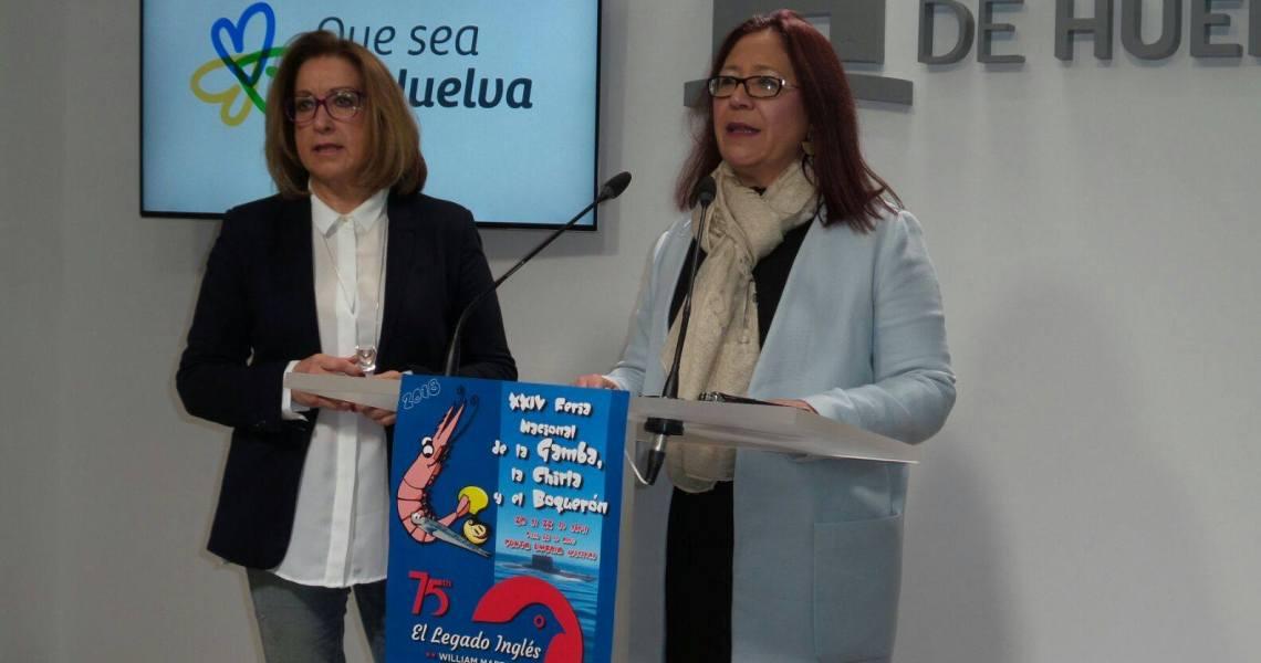 XXIV Feria de la Gamba, la Chirla y el Boquerón de Punta Umbría