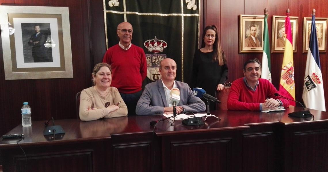 El Alcalde de agradece al Gobierno su anuncio de destinar 2.170.000 Euros a las playas de Lepe para su recuperación