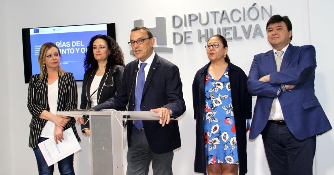 Caraballo destaca el logro conjunto de las diputaciones frente al Gobierno Central en la obtención de Fondos FEDER
