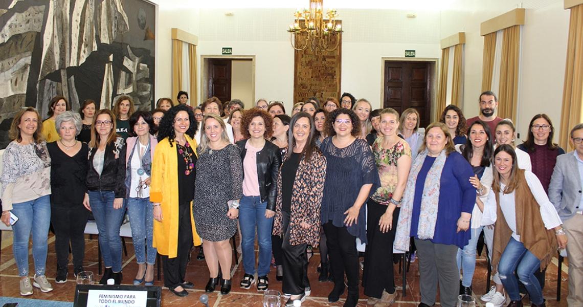 La escritora Nuria Varela protagoniza la quinta sesión del proyecto Espacio de igualdad de Diputación