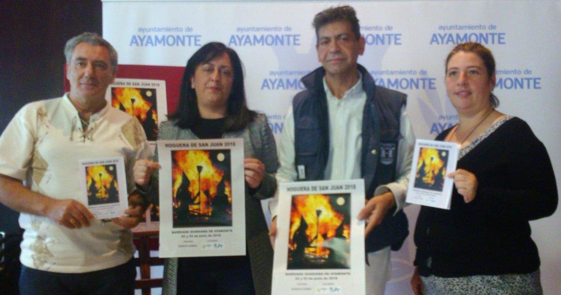 La Barriada Guadiana de Ayamonte celebrará también este año sus tradicionales Hogueras de San Juan