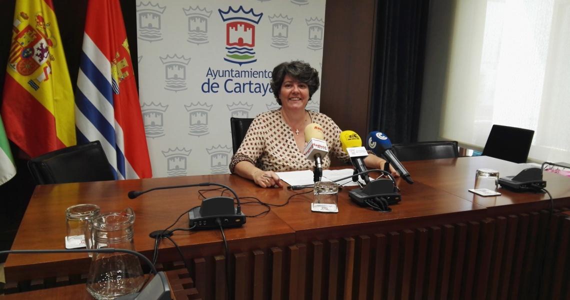 En marcha la segunda fase del Plan Integral de Reparación de Caminos Rurales en Cartaya