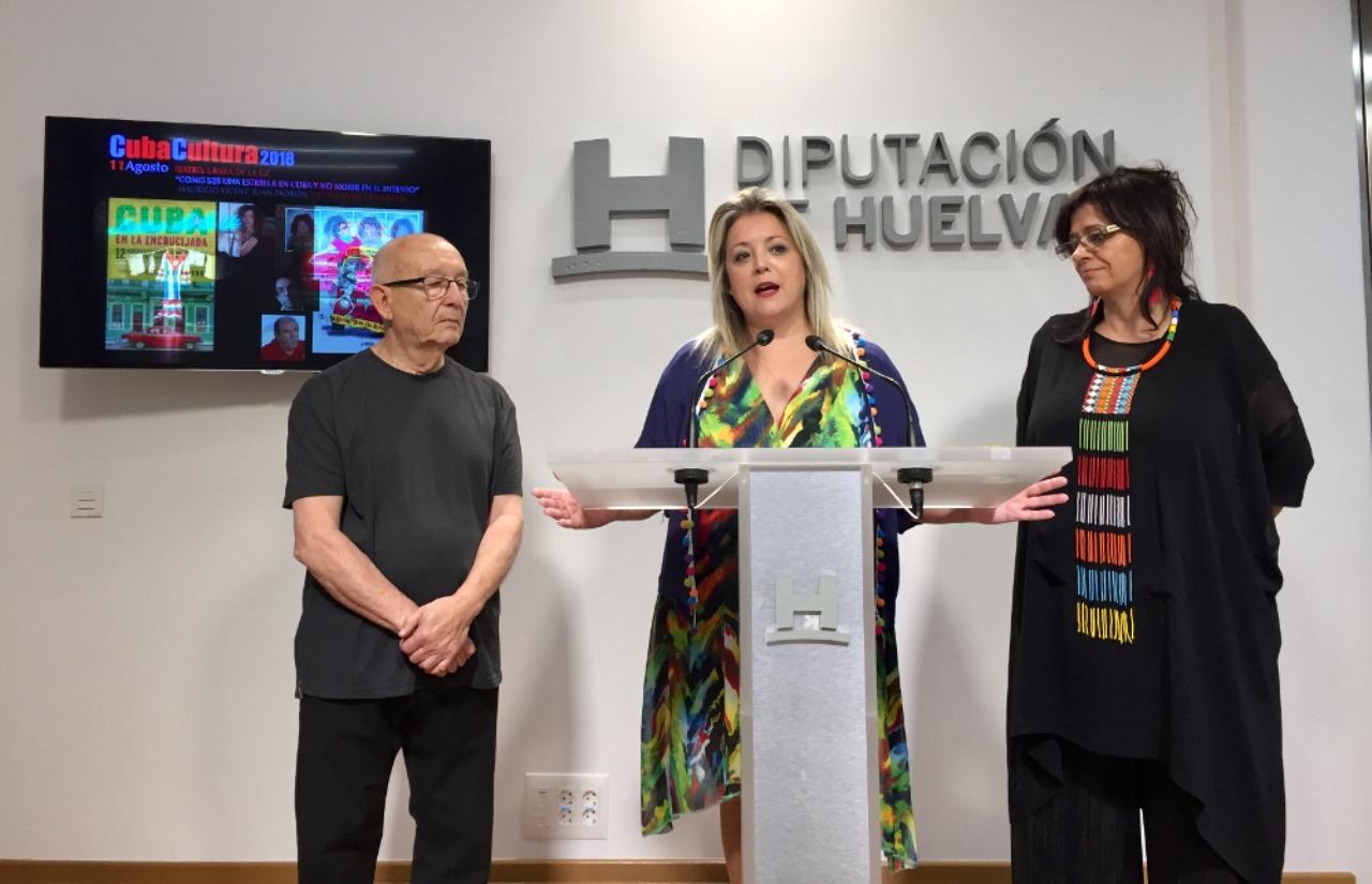 CubaCultura 2018 renueva el encuentro cultural entre la provincia de Huelva y la isla en Harina de Otro Costal