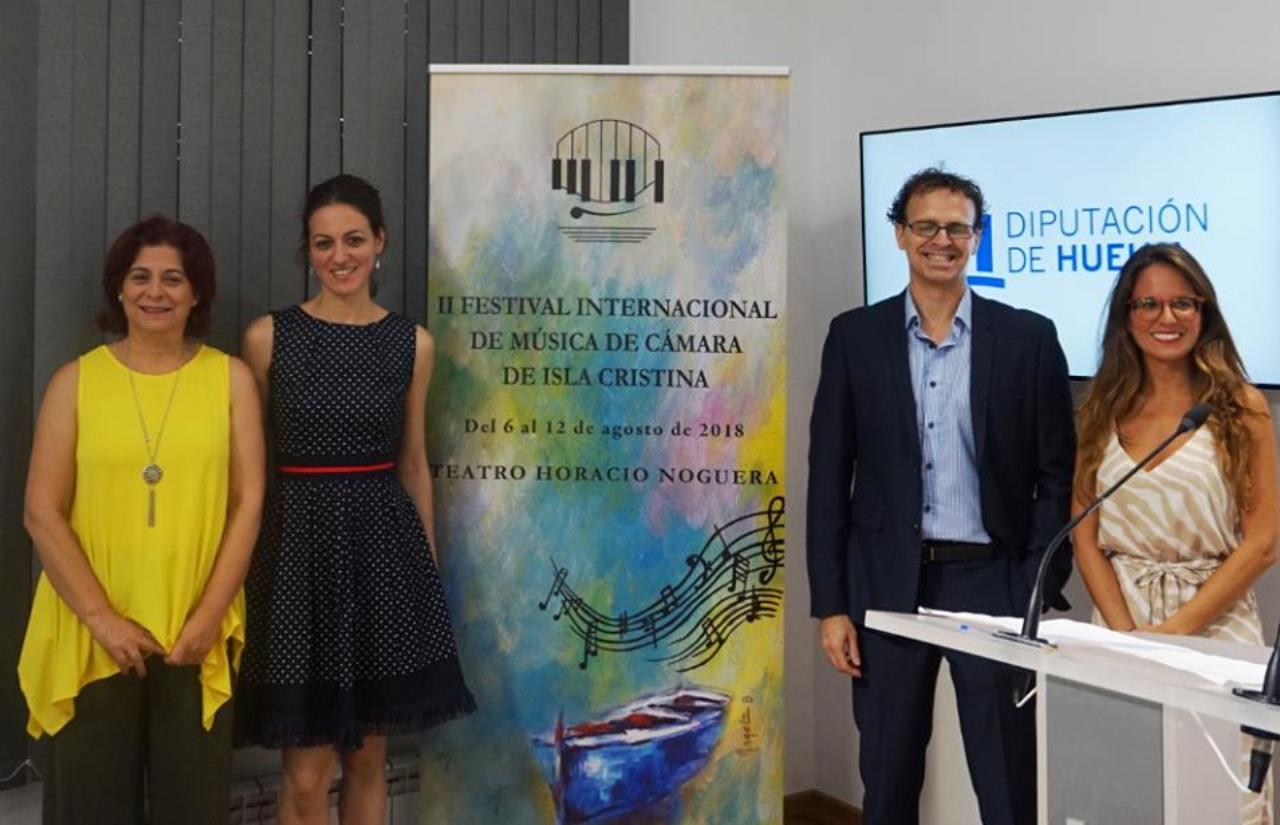 Isla Cristina acoge el II Festival de Música de Cámara