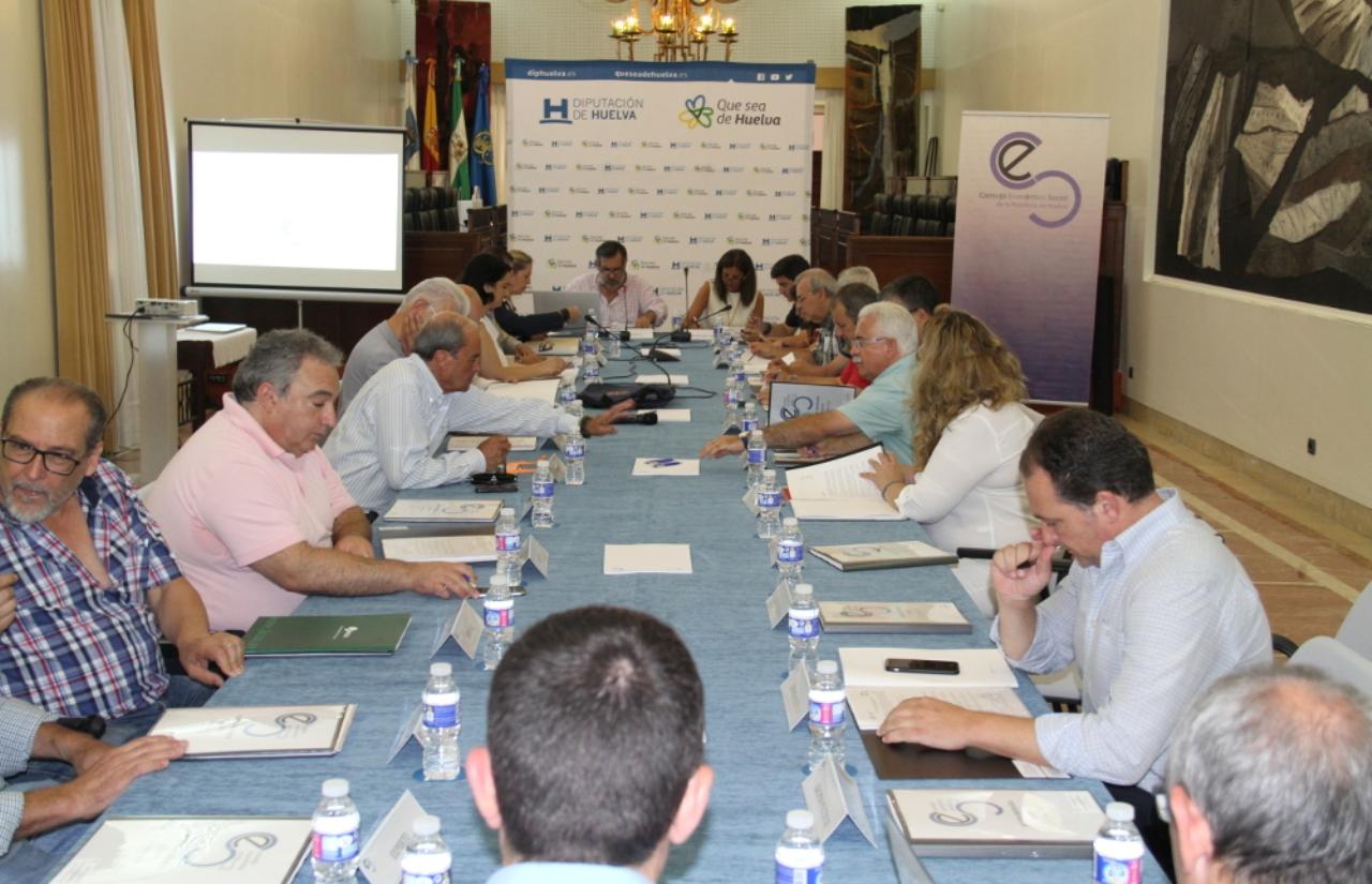 El CESpH pone de manifiesto los altos niveles de la economía sumergida en la provincia de Huelva