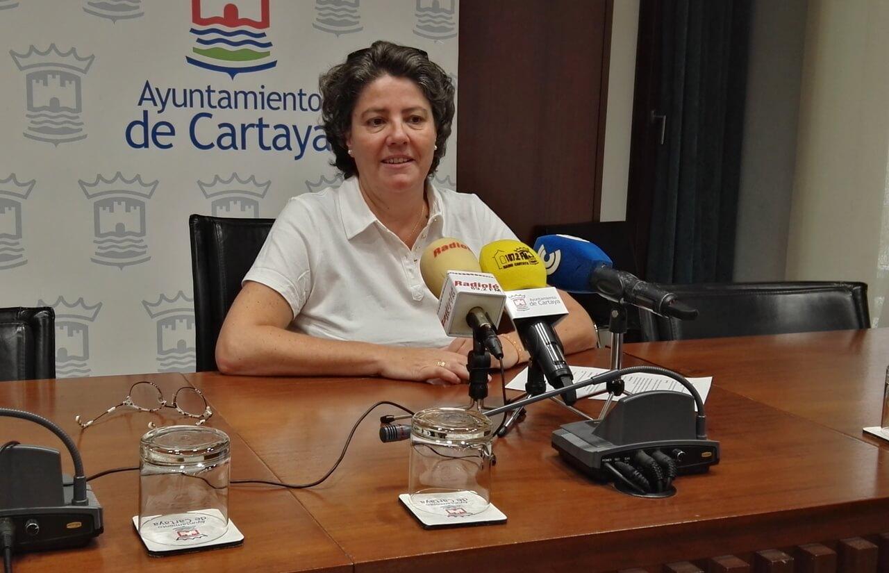 Las obras de la calle Santa María comienzan la semana que viene en Cartaya