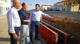 Obras Avda Andalucía
